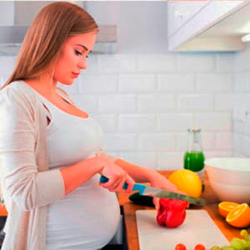 Нужна ли диета перед родами?